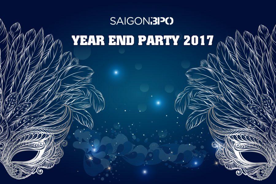 Tất niên 2017 SÀI GÒN BPO