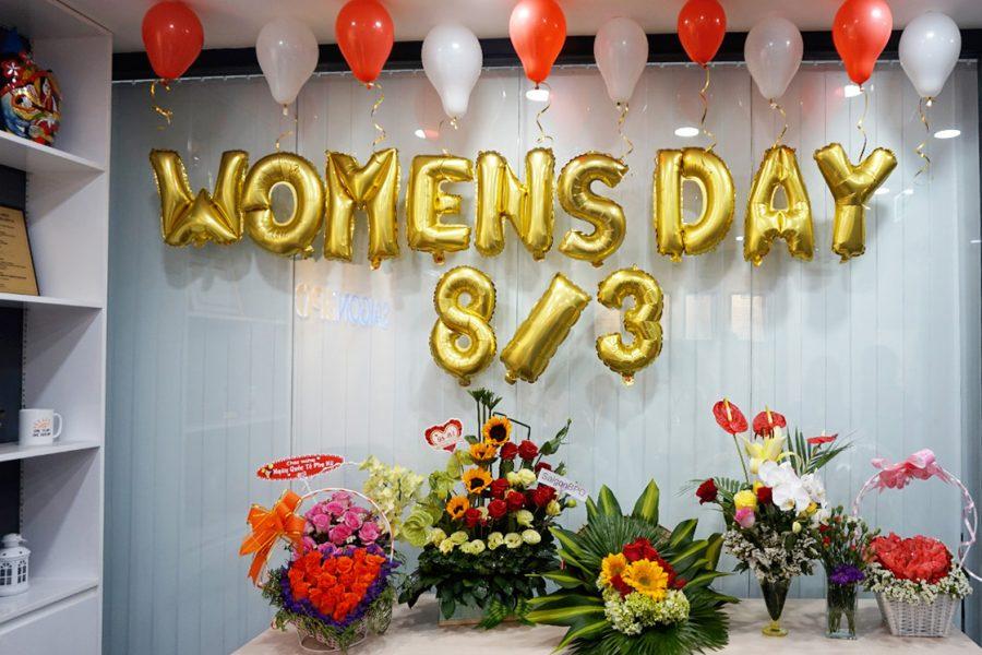 SÀI GÒN BPO Women's Day